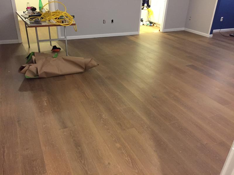 Canyon Oak Wide Click Geowood Flooring Cali Bamboo