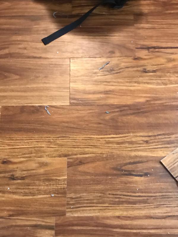 Classic Acacia Luxury Vinyl Planks