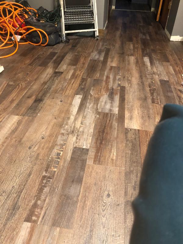 Redefined Pine Rustic Vinyl Flooring Cali