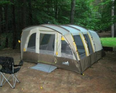 User submitted photo & Broadstone Euro Tent 8-Person | Canadian Tire