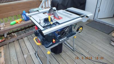 How to install blade guard on mastercraft table saw image how to install blade guard on mastercraft table saw choice image how to change the blade greentooth Gallery
