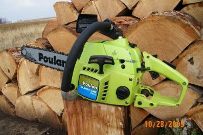 Poulan Pro PR5020 50cc Gas Chainsaw, 20-in