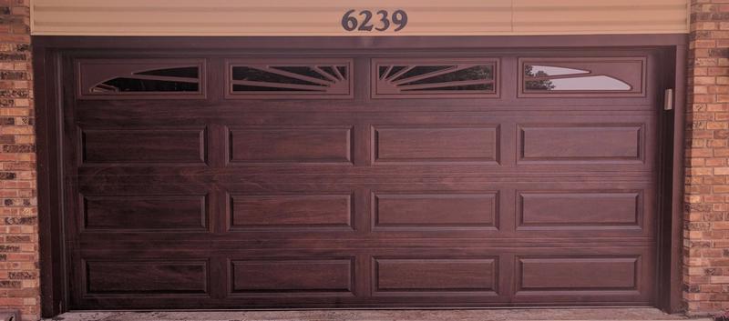 Raised Panel By C H I Overhead Doors, Amega Garage Doors Reviews