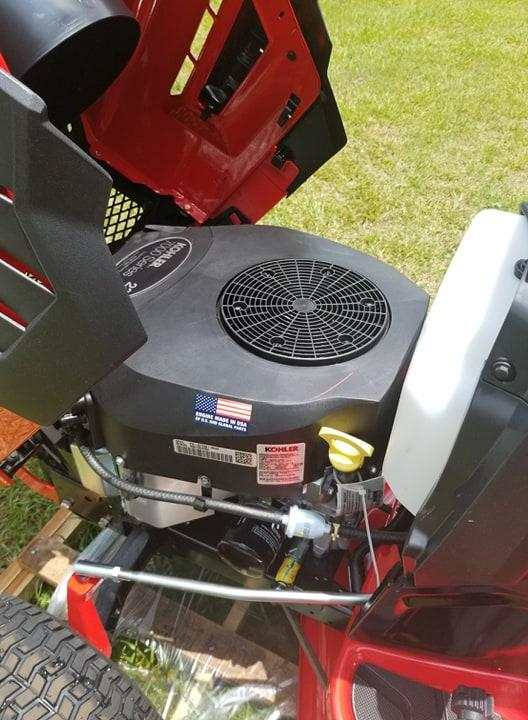 T260 50-in  23 0 HP* Hydrostatic Riding Mower with Turn Tight