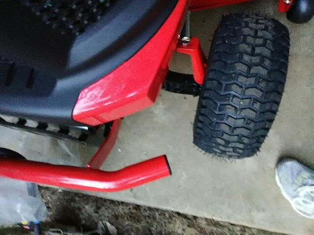 Mower Motor Bogs Down When Blades Engaged