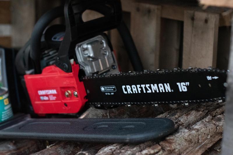 16-in  42cc 2-Cycle Chainsaw - CMXGSAMY426S | CRAFTSMAN