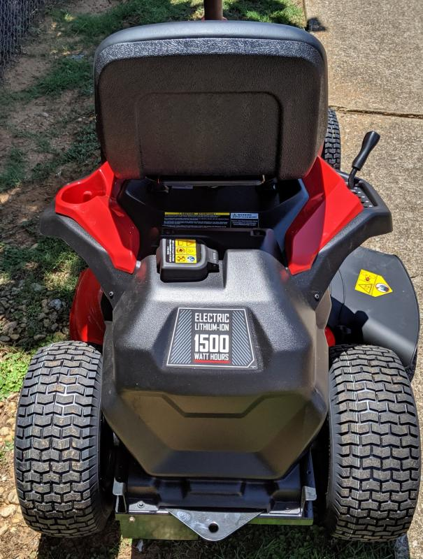 E150 30-in  Lithium-Ion Mini Riding Mower - CMXGRAM1130049