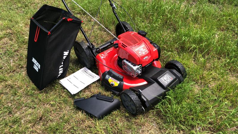 M230 21-in  163cc FWD Self-Propelled Mower - CMXGMAM1125502 | CRAFTSMAN