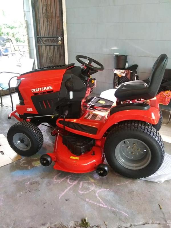 T310 54-in 24 0 HP Hydrostatic Riding Mower with Turn Tight