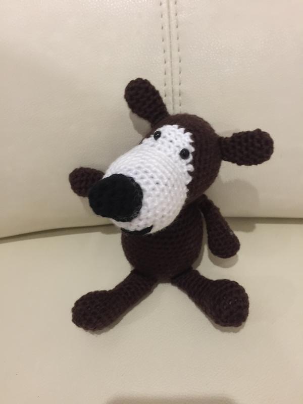 Ravelry: 221 Dog Buffy Amigurumi pattern by LittleOwlsHut   800x600