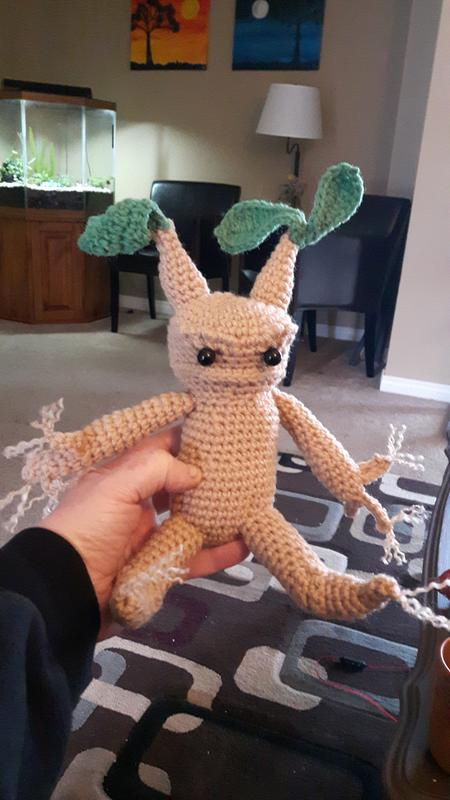 Ravelry: Mandrake pattern by Maffers | 800x450