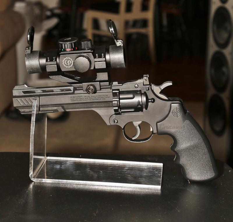 Vigilante Revolver