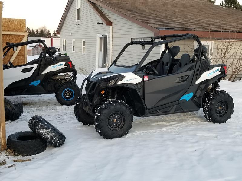 Wild Thang ATV Tire - CST Tires Canada