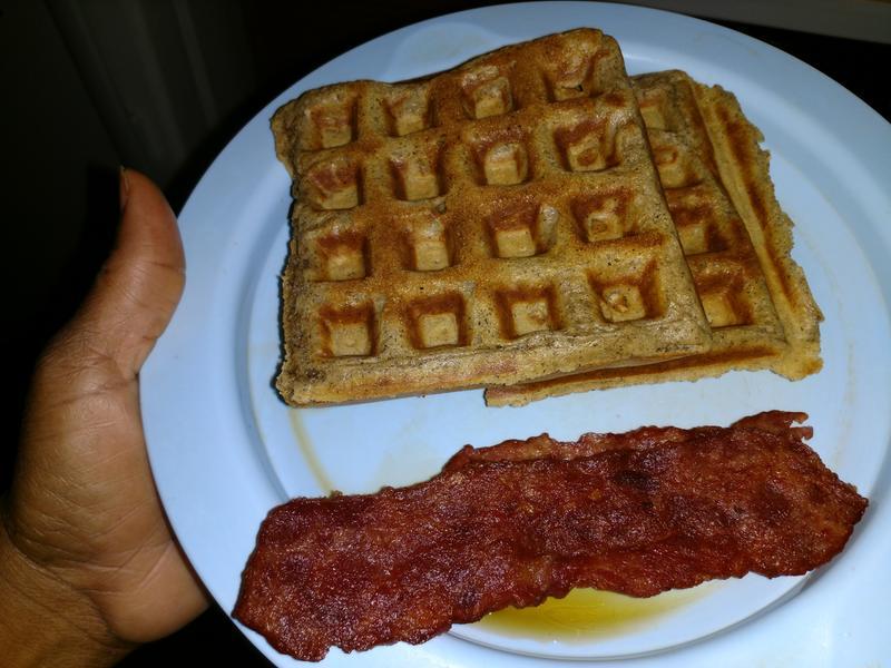 Belgian Waffle Maker with Pancake Plates