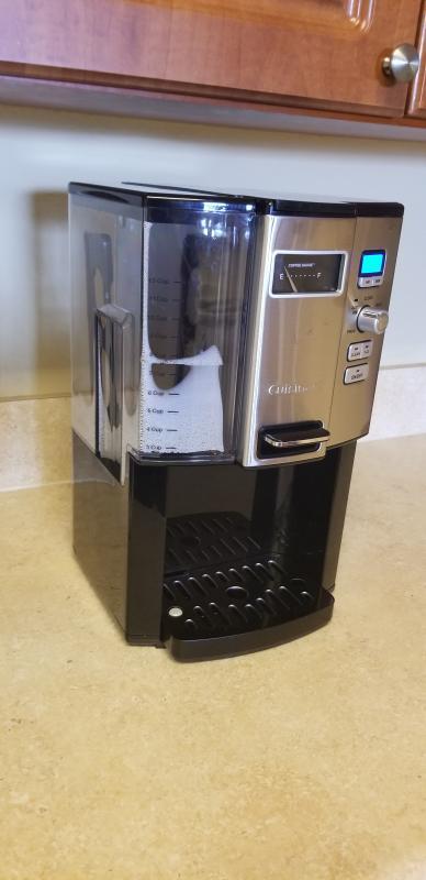 Cuisinart Coffee On Demand 12 Cup Programmable Coffeemaker