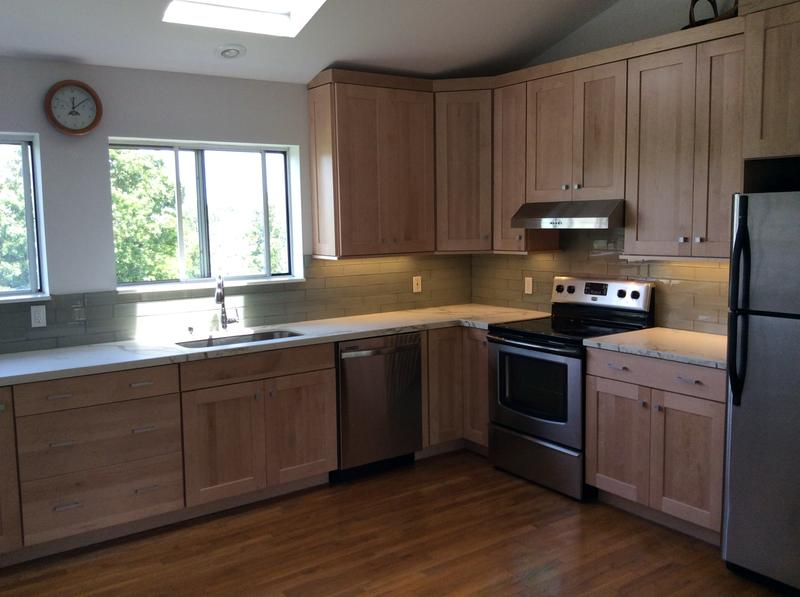 Craftsman Style Kitchen Cabinets | Reading Collection