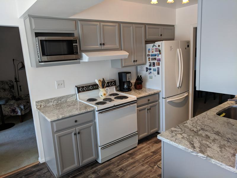 Awesome Rustic Kitchen Cabinets Cascade Profile Cabinets Ashland Download Free Architecture Designs Rallybritishbridgeorg