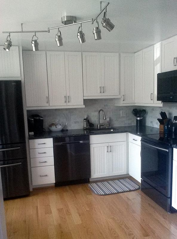 Woodmark Cabinets For New Kitchen