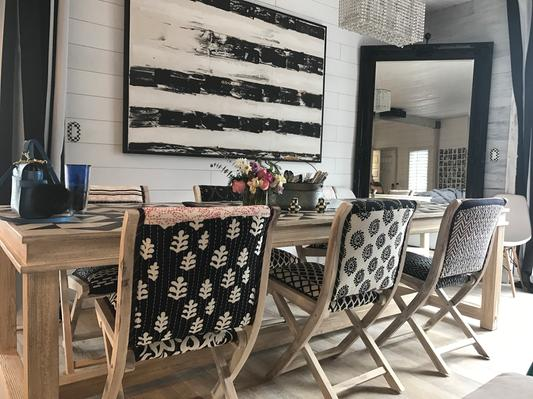 Astounding Kantha Terai Folding Chair Gmtry Best Dining Table And Chair Ideas Images Gmtryco