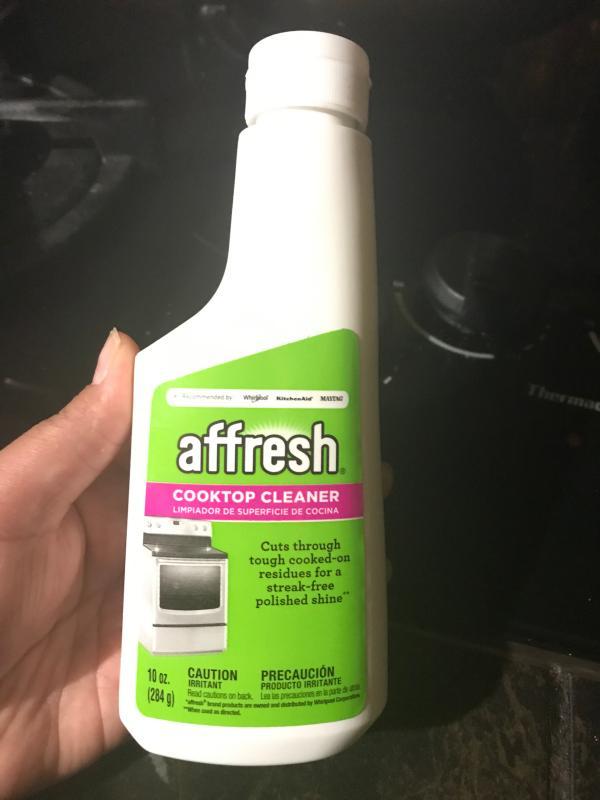 Gl Ceramic Cooktop Cleaner Affresh