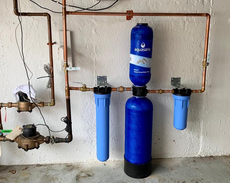 1 Million Gallon Rhino | Aquasana Whole House Water Filter System