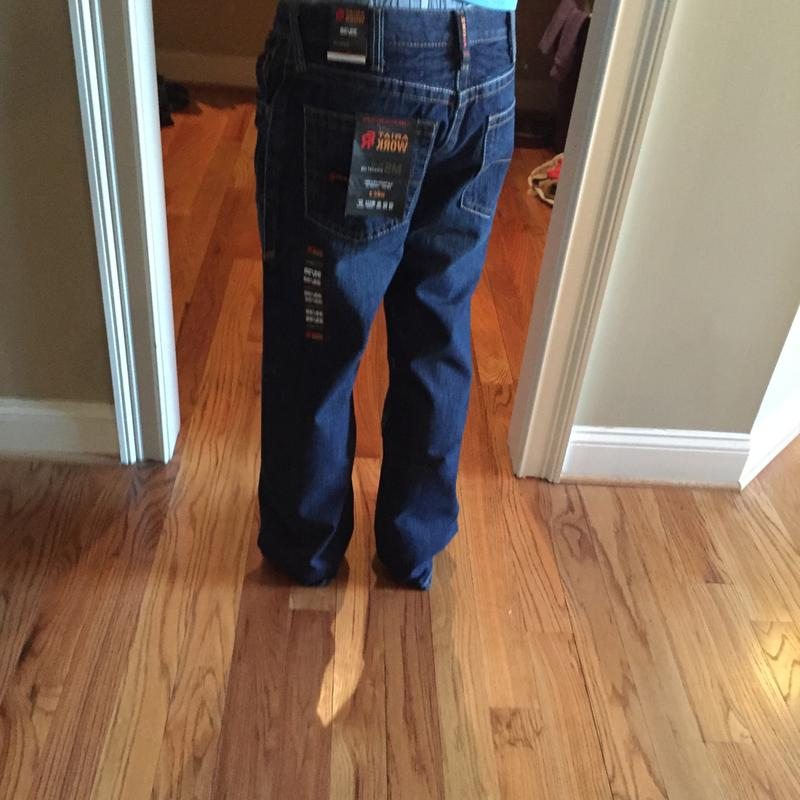 0e6ff59ae74 FR M5 Slim Basic Stackable Straight Leg Jean