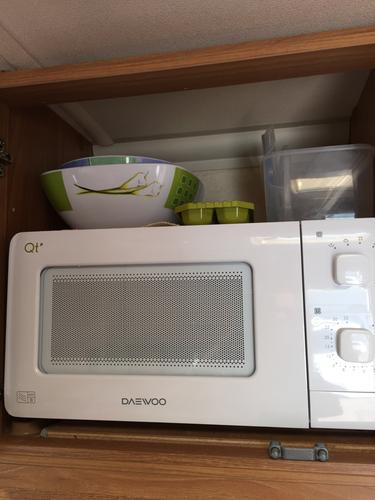 Customer Photos Of Daewoo Qt1 Microwave Oven White