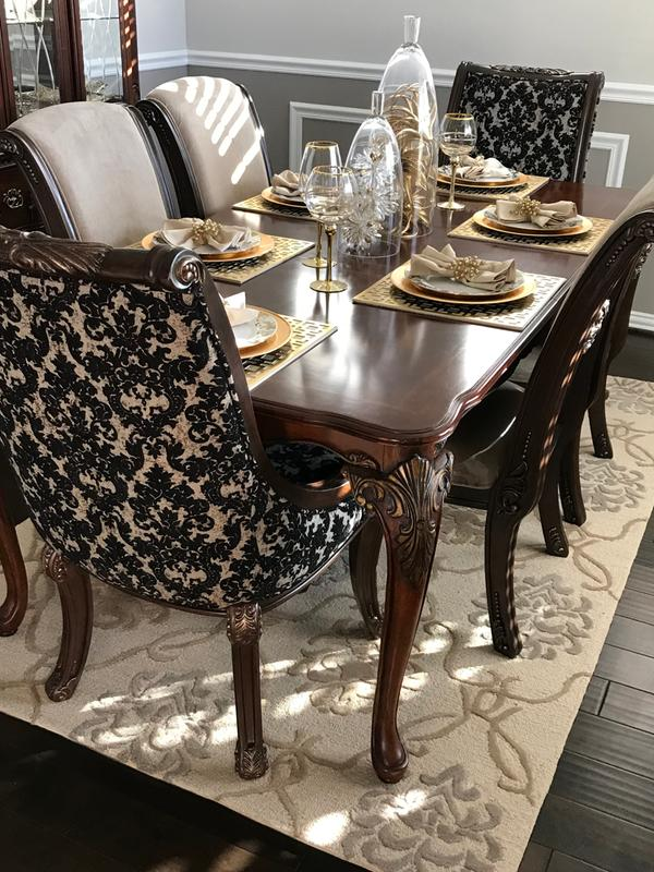 Awesome Valraven Dining Room Table Ashley Furniture Homestore Gamerscity Chair Design For Home Gamerscityorg