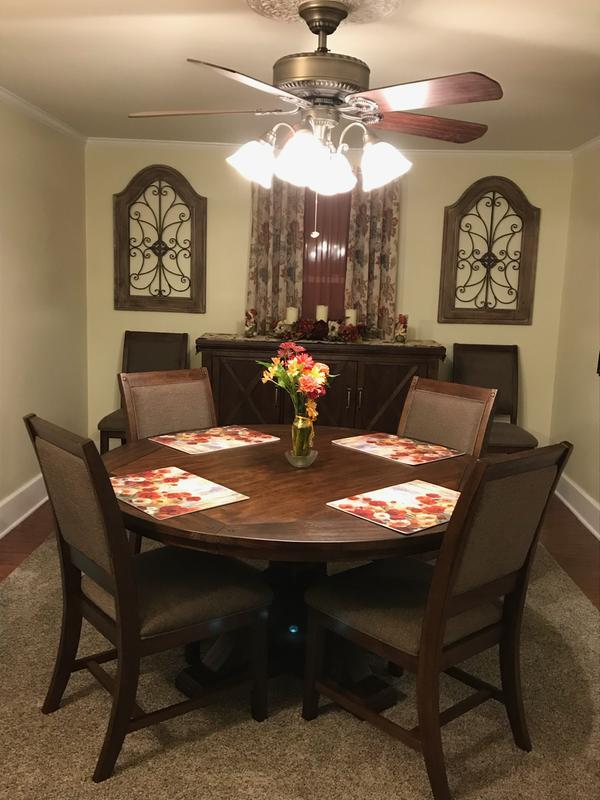 Our New Beautiful Dining Set!