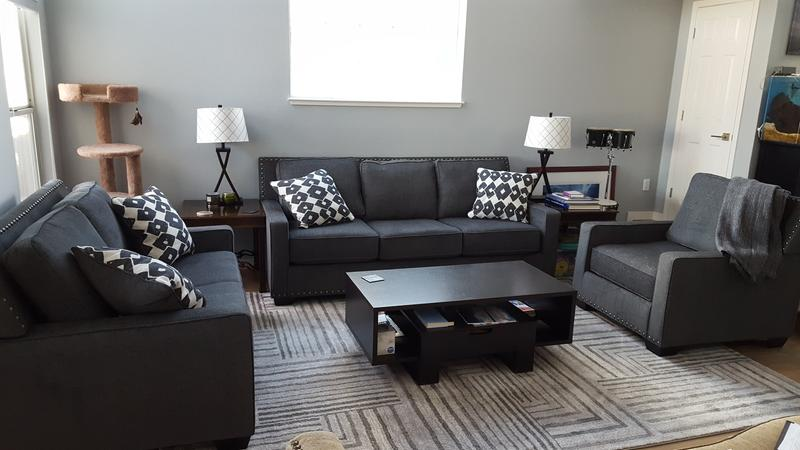 Brace Sofa, Loveseat U0026 Chair