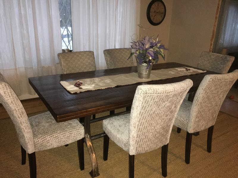 Review photo 1 Ranimar Dining Room Table