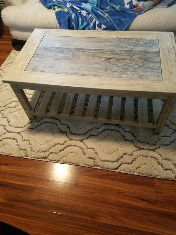 Veldar Coffee Table Ashley Furniture HomeStore - Ashley veldar coffee table
