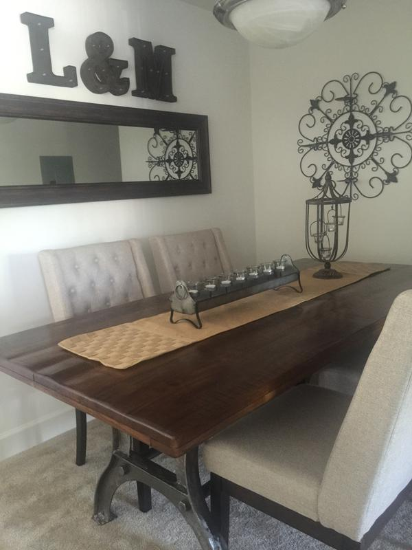 Review photo 3 Ranimar Dining Room Table