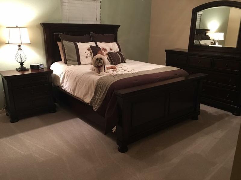 porter bedroom set. Review photo 1 Porter 5 Piece King Master Bedroom  Ashley Furniture HomeStore