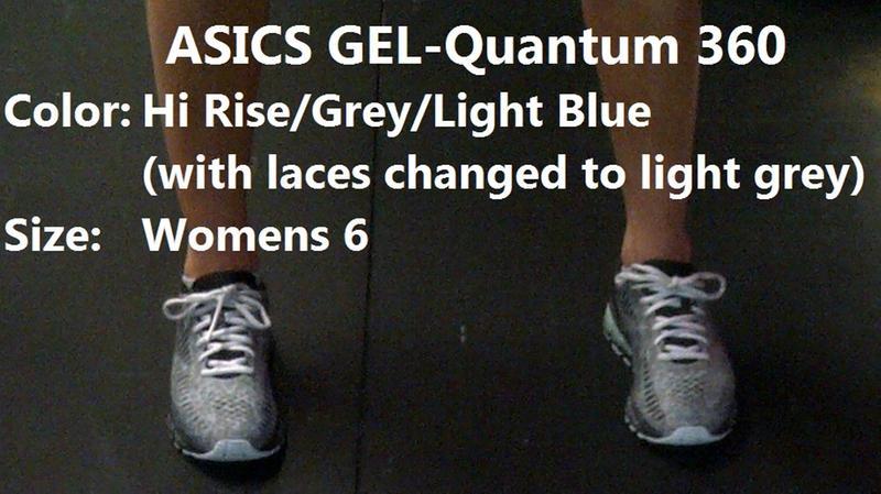 check out d7c70 ebea5 GEL-Quantum 360   Women   Hi Rise Grey Light Blue   ASICS US