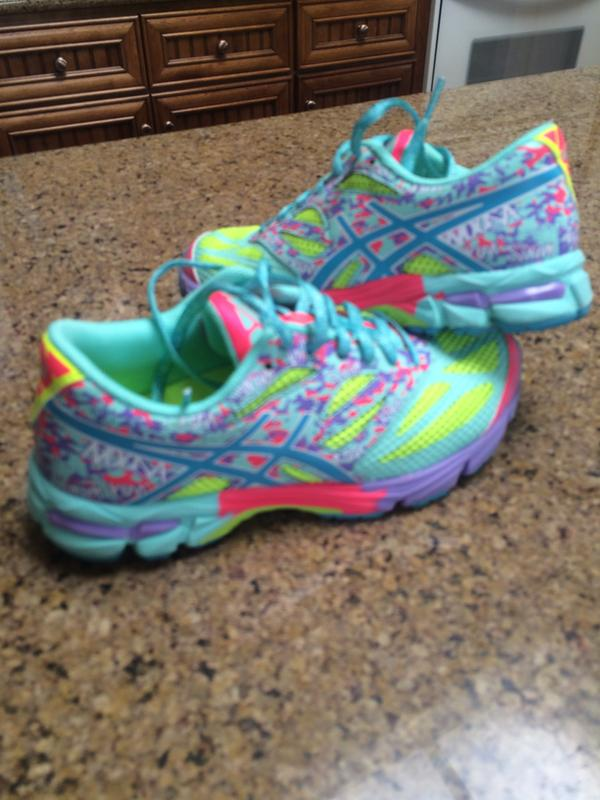 online store 4ce24 fc5c5 Running shoes that make a statement! Originally posted on GEL-Noosa Tri ...