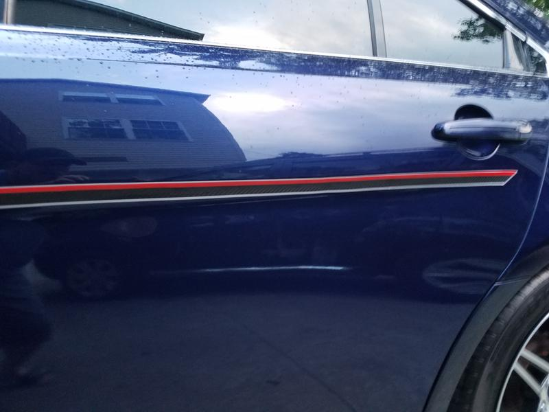 Prostripe Red 1/4in X 40ft Pinstriping