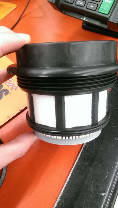 duralast filter