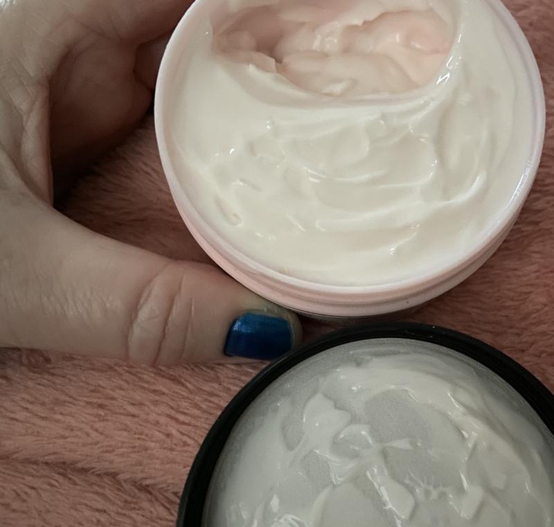 Creamy texture