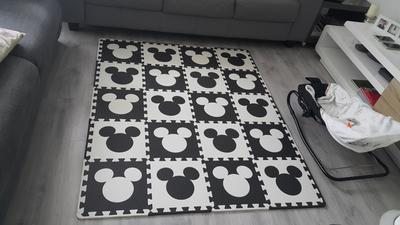 Foam Tegels Baby : Bol speelkleed puzzel foam mat speelmat disney mickey mouse
