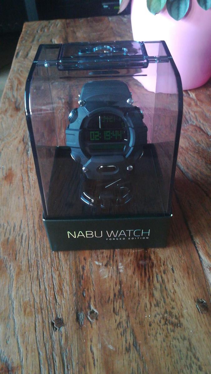 Razer Nabu Watch Forged Edition Zwart Mijn Fotos