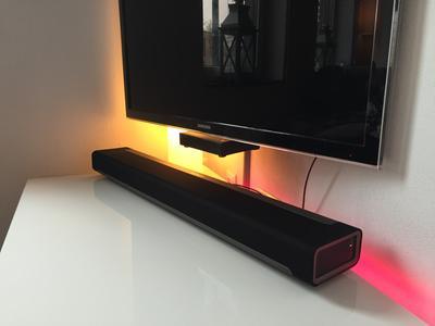 Sonos Sound Bar aansluiting