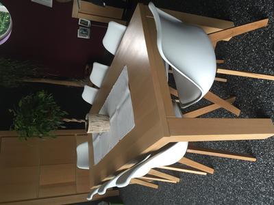 Bol.com butik living consilium valido stoel geel set van 2