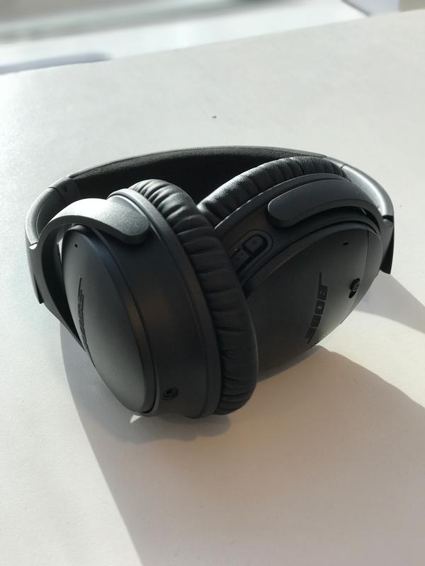 Bose active Noise cancelling headphones - The Hyperacusis Network