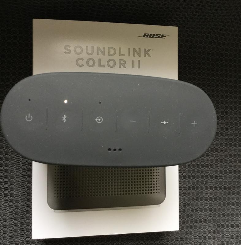 Enceintes Sans Fil Bose Enceinte Bluetooth Soundlink Color Ii