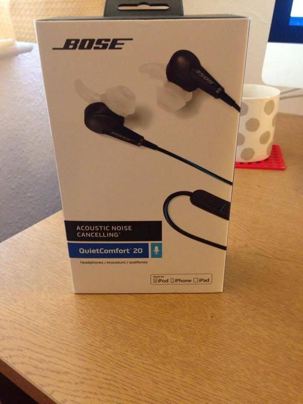 QuietComfort® 20 Acoustic Noise Cancelling®-hörlurar – Apple®-enheter ff66770705d9e