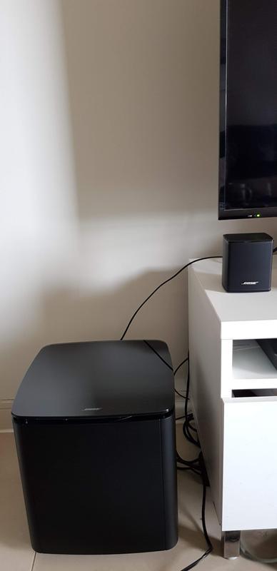 Lifestyle 550 underhållningssystem | Bose