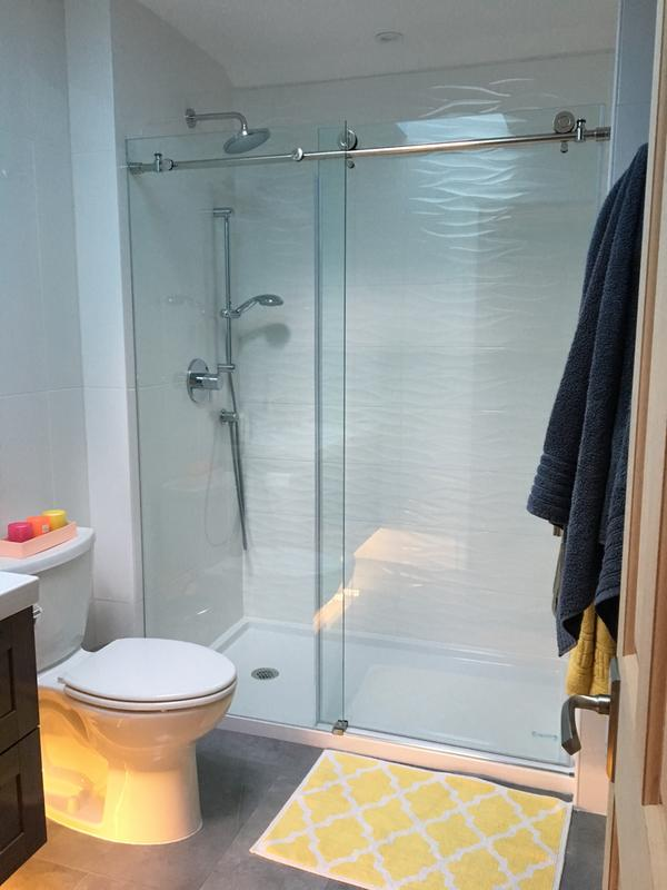 Enigma X Sliding Shower Door Dreamline