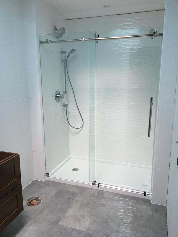 Enigma-X Sliding Shower Door - Dreamline