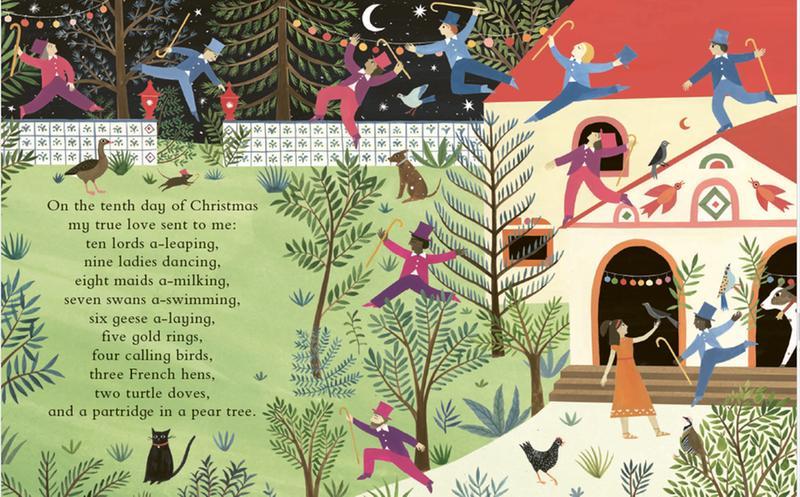 12 Days of Christmas by Lara Hawthorne, Hardcover | Barnes & Noble®